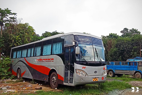 philbes philippine bus enthusiasts society bitsi bicol isarog transport system pentours peñafrancia tours travel inc 11 five star body rb46s pe6t yutong zk6120he