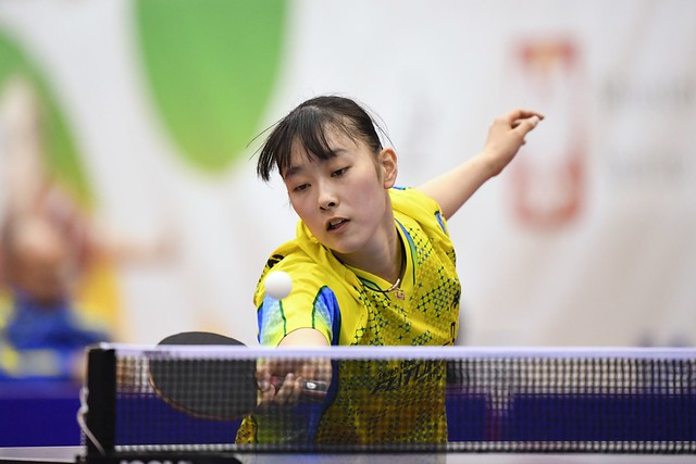 Day 5 - 2019 ITTF World Cadet Challenge