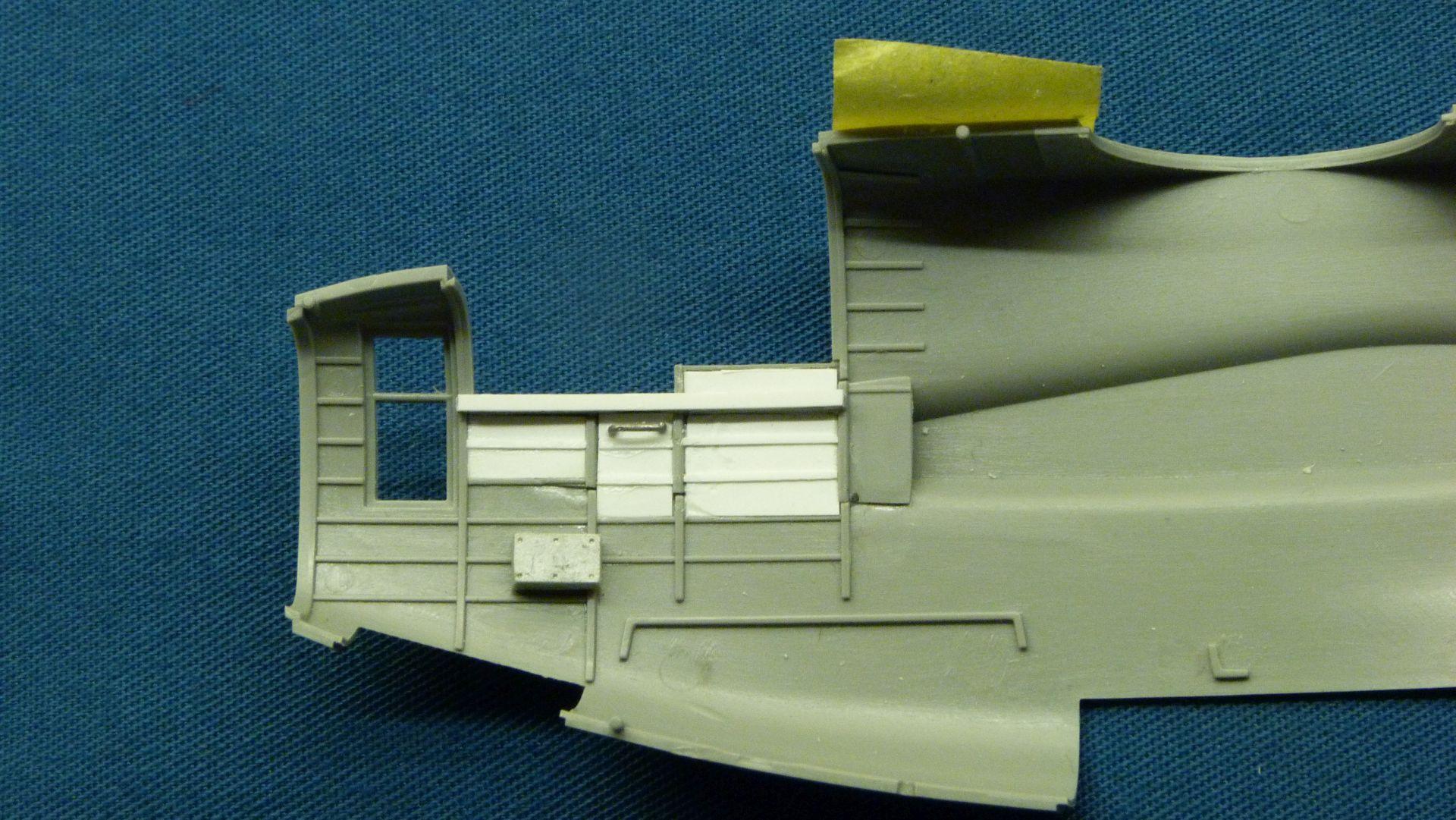 GWH P-61A-5 1/48. Let's paint it black! - Sida 3 48999927122_2411dcb414_o