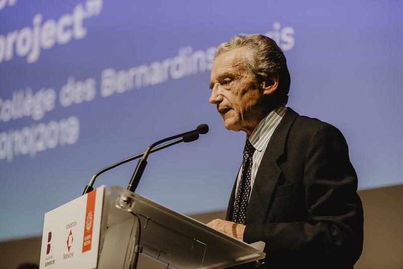 Policy Debate 30/10/2019 Collège des Bernardins