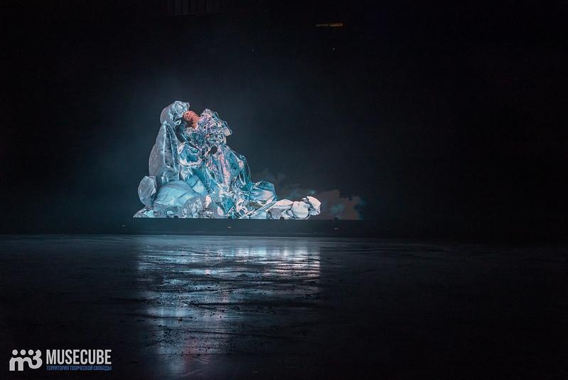 """Премьера ледового мюзикла """"Руслан и Людмила"""" в СКК """"Юбилейный"""", Санкт-Петербурге."""