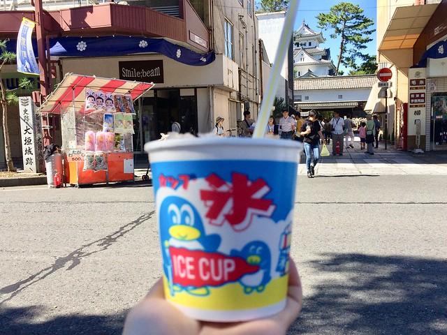 カップ氷 ICE CUP for shaved ice