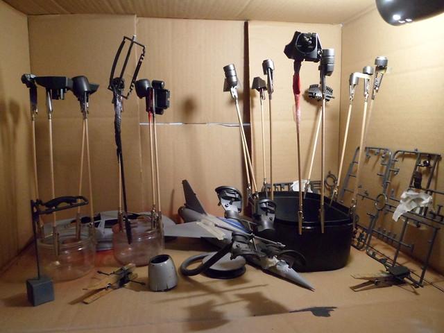 Défi moins de kits en cours : Diorama figurine Reginlaze [Bandai 1/144] *** Nouveau dio terminée en pg 5 - Page 5 49000080143_b448c92d45_z