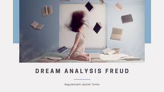 Dream Analysis Freud