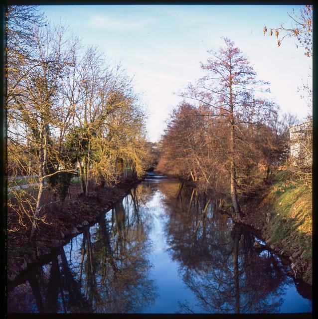 La rivière Nièvre #