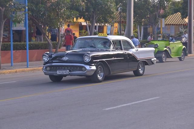 1957 Oldsmobile Super 88 sedan