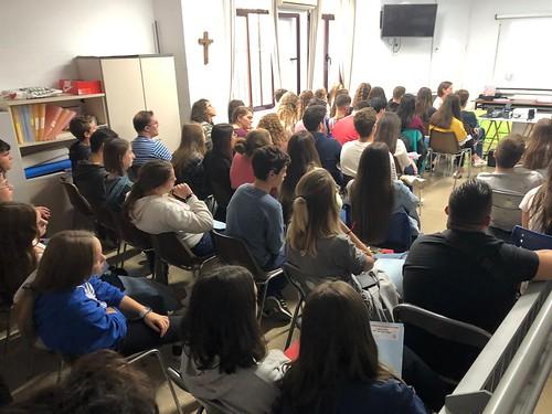 V Encuentro de Laicos y Convivencia de Jóvenes Interparroquial - 03