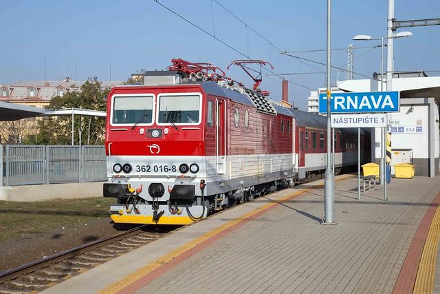 ŽSSK 362 016 Trnava