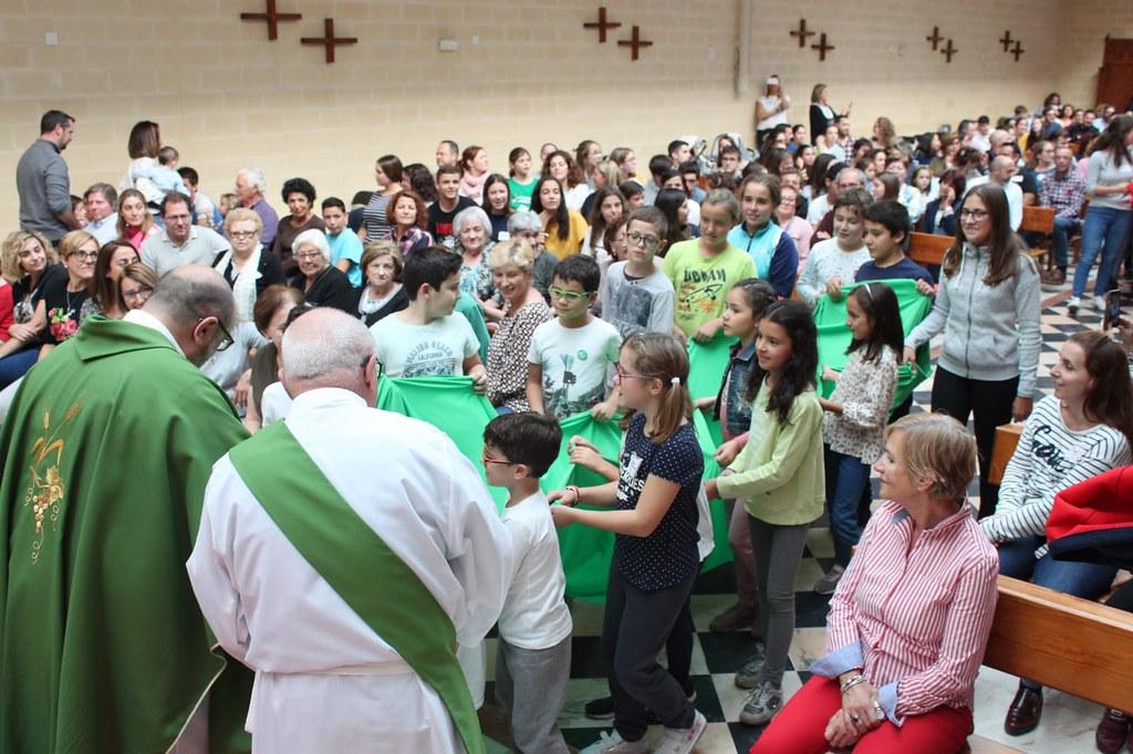 V Encuentro de Laicos y Convivencia de Jóvenes Interparroquial