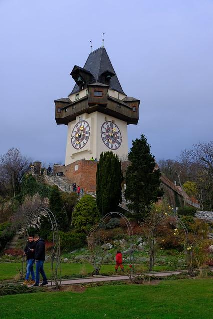 XE3F1271 - Torre del reloj de Graz - Graz Clock Tower – Grazer Uhrturm