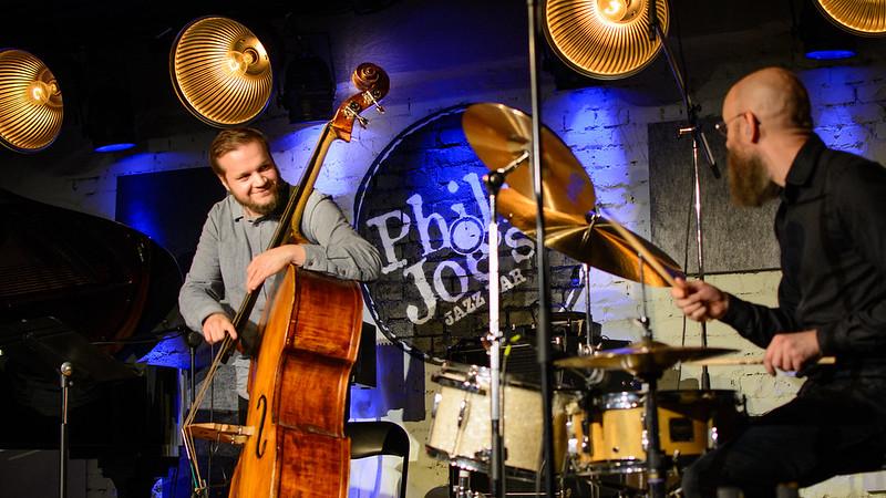 Sylvain Darrifourcq In Love With & Jussi Fredriksson Trio