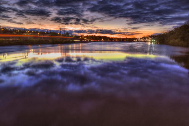 Schuylkill Sunset