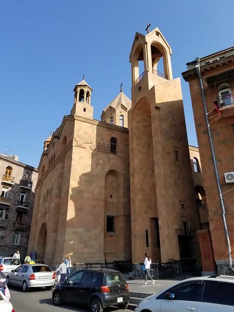 Saint Sargis Vicarial Church