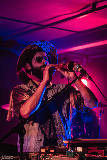 FLAMINGODS + LEOPARD SKULL + LOKA AND THE MOONSHINERS @ N9 1/11/2019