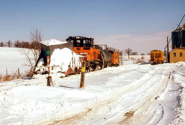 Plowing Through Williams