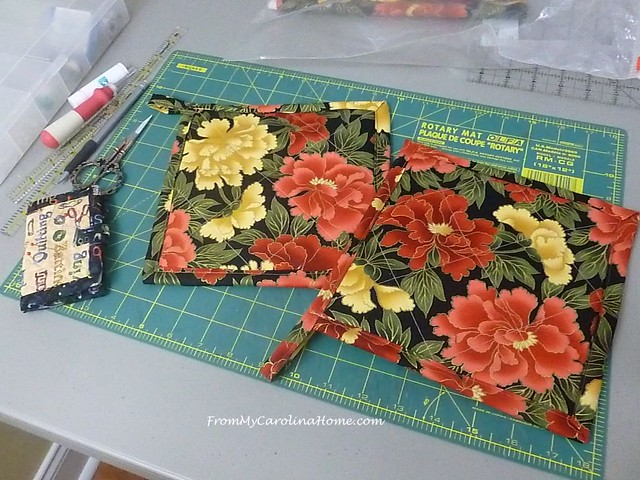 Quilt Retreat at FromMyCarolinaHome.com