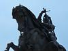 Turín – jezdecká socha vévody Emanuela Filiberta Savojského, foto: Petr Nejedlý