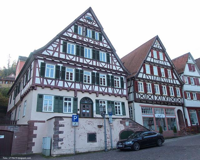 Fachwerkhäuser