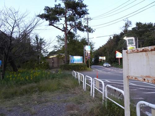 所沢市狭山湖第1駐車場の市営駐車場