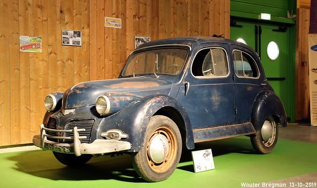 Panhard Dyna X 1949