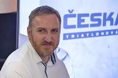 Z pozice předsedy povede český triatlon Antonín Bauer