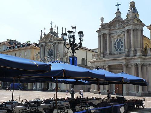 Turín aneb Kde jsou bicerin, Fiat a Juventus doma
