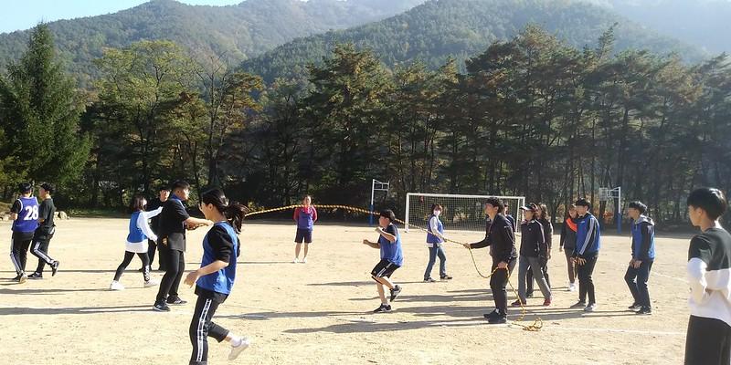 2019 화북중학교 용유제 & 체육대회