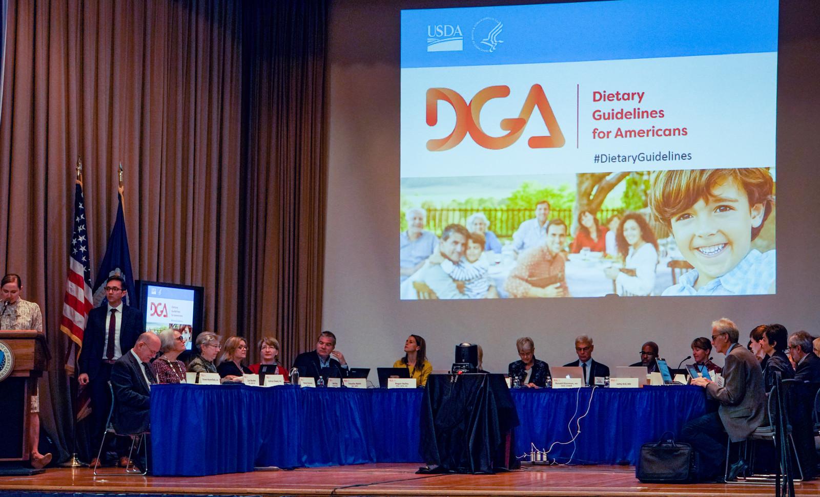 2019.10.24 USDA DGAC Committee, Washington, DC USA 297 21018
