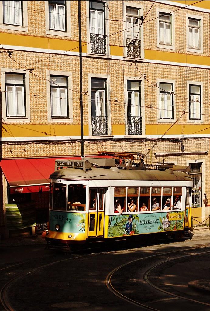 Rua das Escolas Gerais - Lisbon