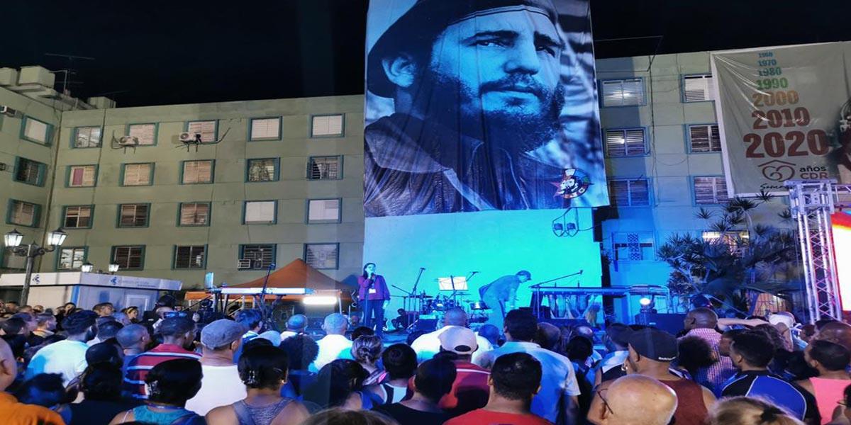 Se realiza en Cuba Tribuna Antiimperialista y Concierto por la Paz de América latina