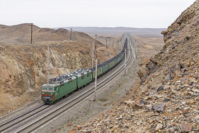 KTZ coal train