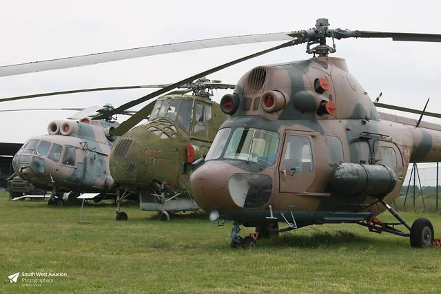 Mil (PZL-Swidnik) Mi-2