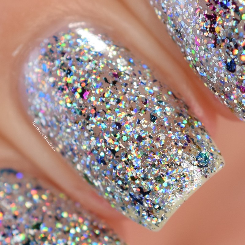 LynBDesigns I Glitter Therefore I Glam swatch