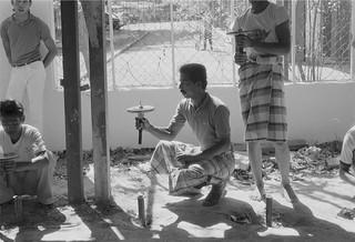 Top spinning, Kota Bharu 1986 - 860553