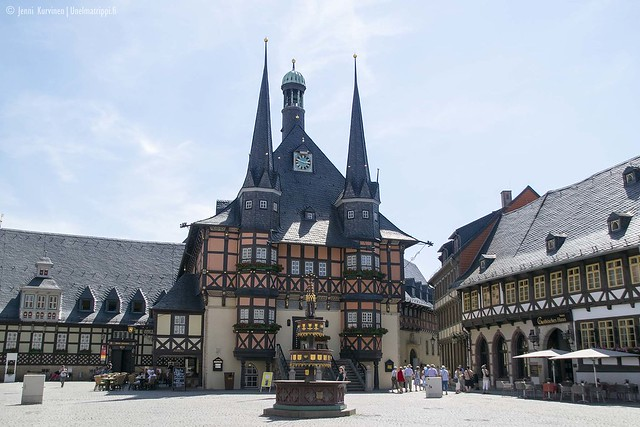 Wernigeroden kaupungintalo