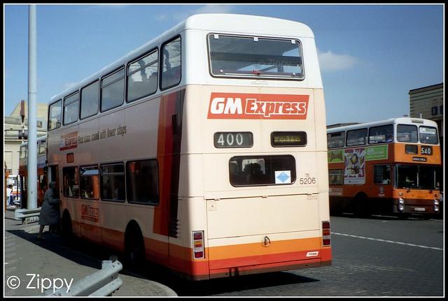 GM Buses - 5206 C206FVU
