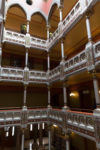 Connecticut State Capitol Interior