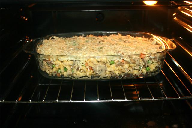 39 - Im Ofen überbacken / Gratinée in oven