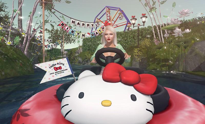 Hello Kitty Village