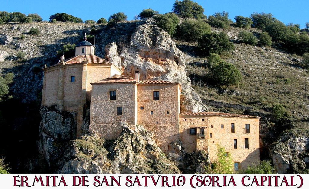 Ermita de San Saturio (Soria capital)