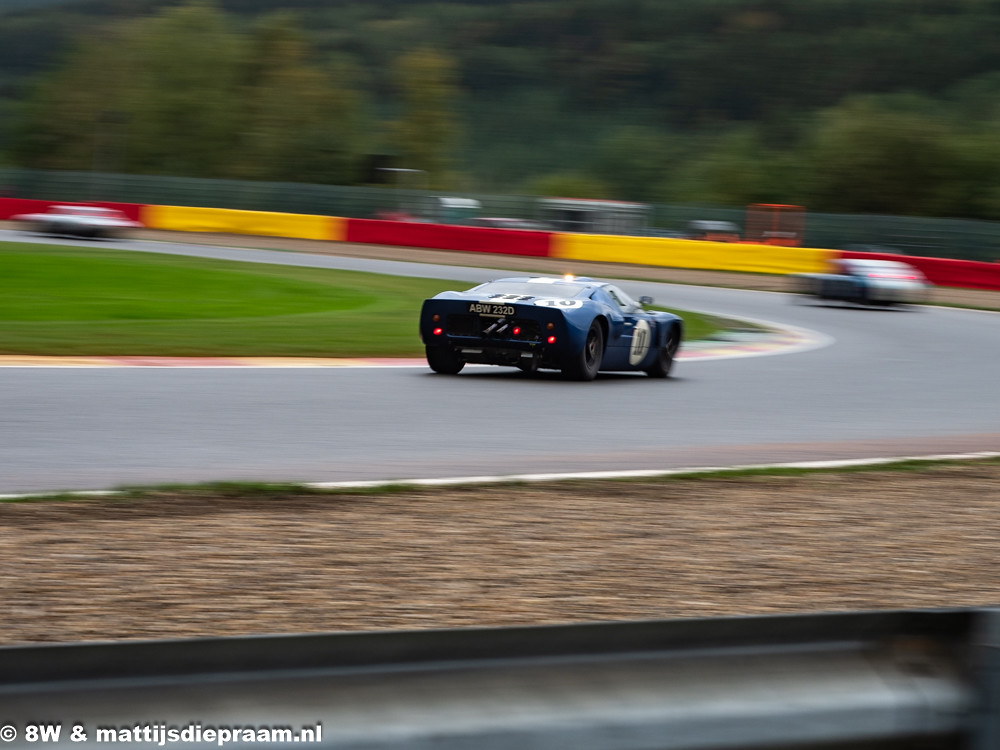 2019 Spa Six Hours: Ford GT40 | Saturday track action at ...