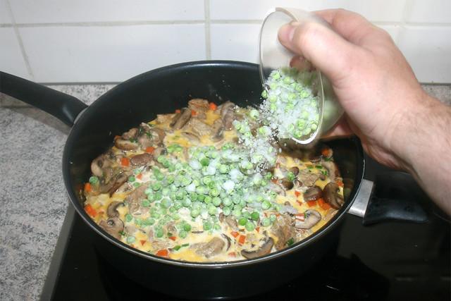 30 - Erbsen addieren / Add peas