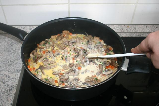 29 - Verrühren & aufkochen lassen / Stir & bring to a boil