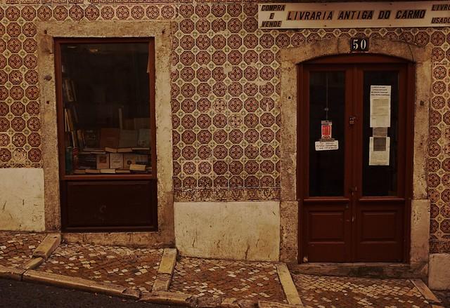 Calçada do Carmo - Lisbon