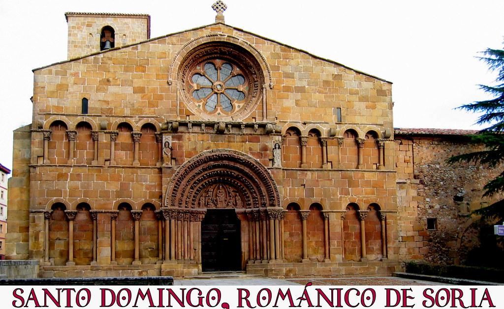 Convento de Santo Domingo, románico de Soria
