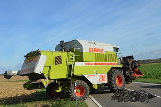 Claas Dominator 218 mega-116