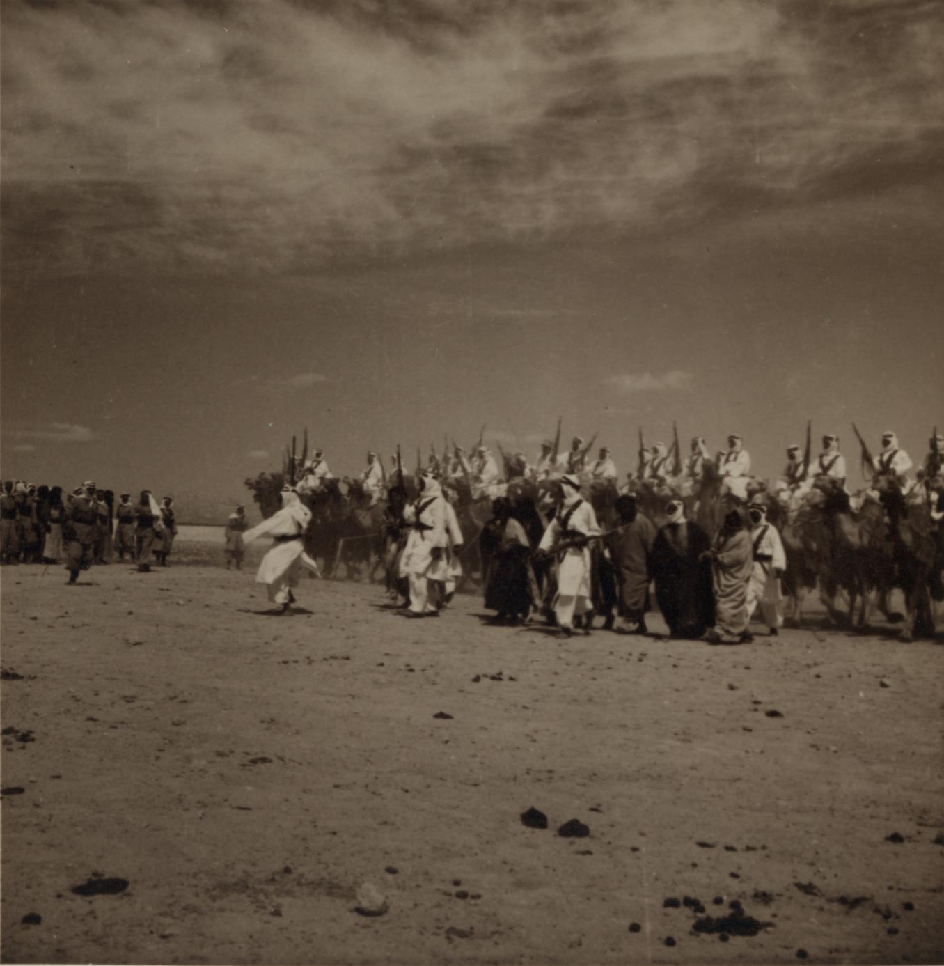 03. Свадьба бедуинов. Патруль возвращает невесту и захватывает похитителей