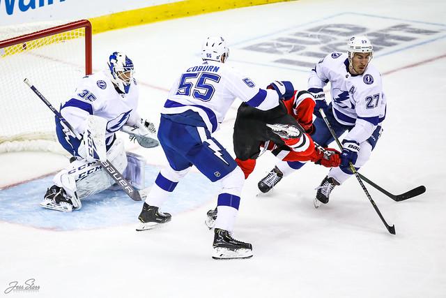 NJ Devils vs Tampa Bay Lightning (10/30/19)
