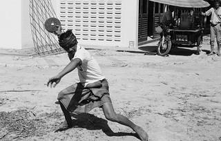 Top spinning, Kota Bharu 1986 - 860555