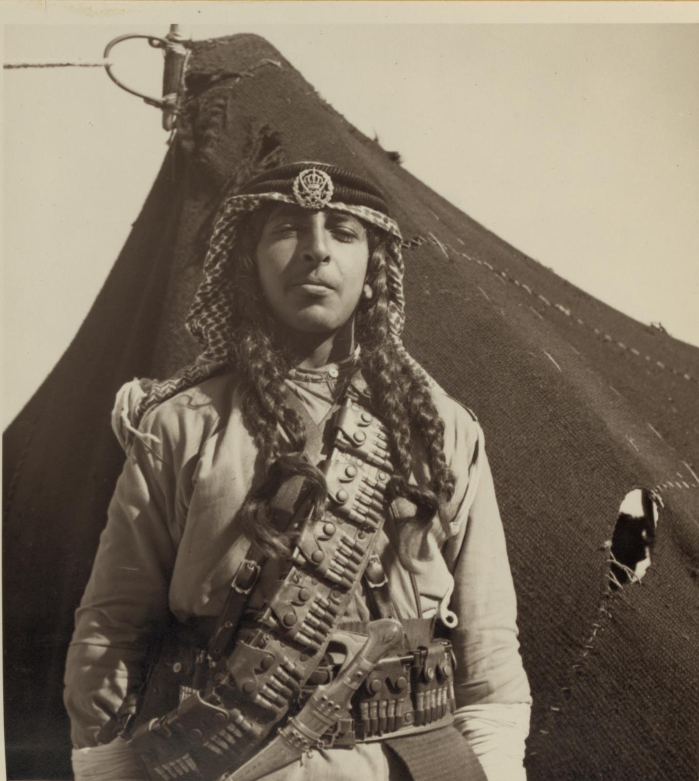 09. Пустынный патруль. Современный Авессалом